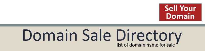 Domain Sale Directory logo